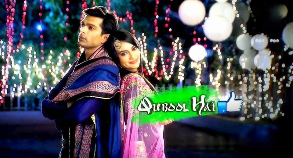 Qubool Hai - 28th March 2014 - PromoQubool Hai - Zee Tv