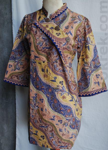 Blus Batik terkini