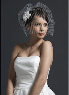 short wedding veil hairstyles