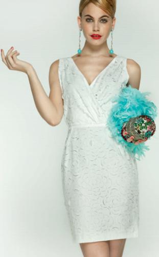 vestidos blancos 2012