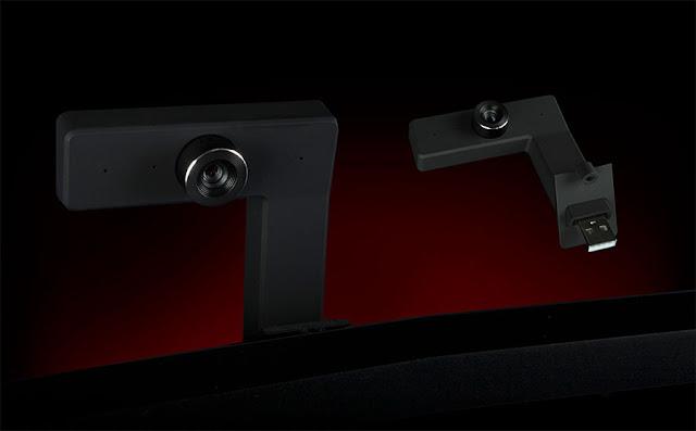 съемная веб-камера моноблока Maingear Alpha 34