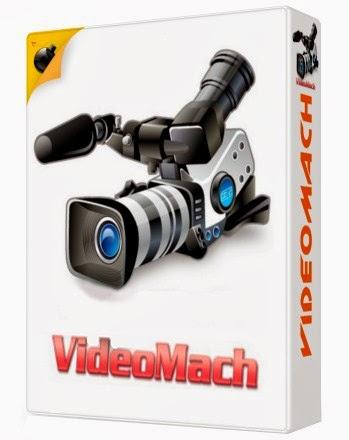 VideoMach Pro 5.14.0 + Crack
