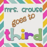 Mrs. Crouse Goes To Third