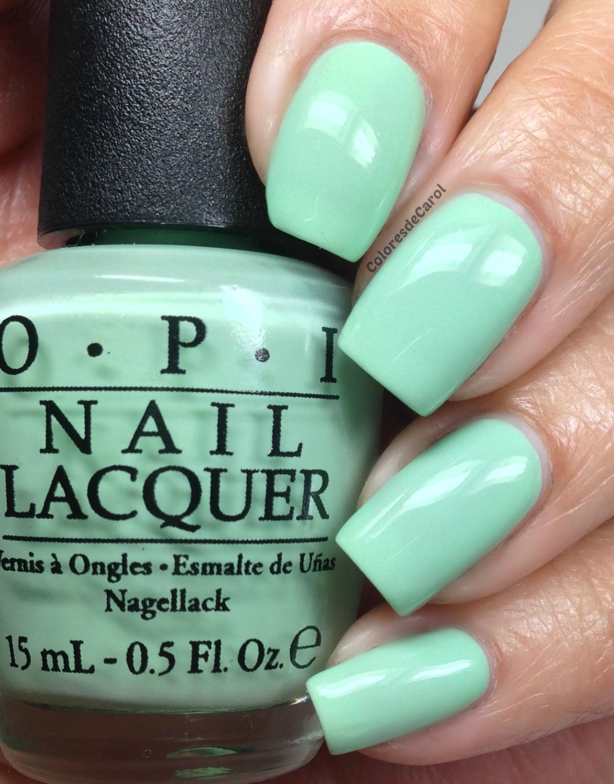 Colores de Carol: OPI Hello, Flamingo!