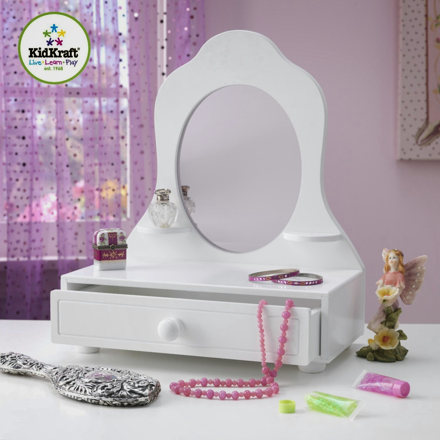 Bedroom decor ideas and designs vanity sets for girls
