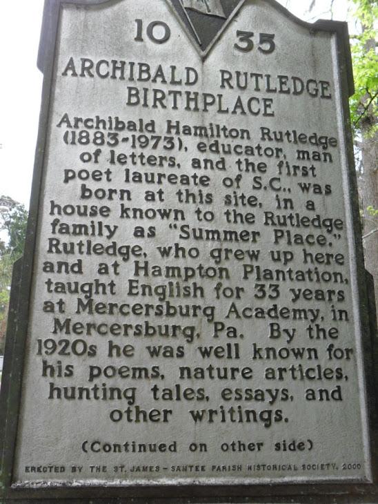 Archibald Rutledge