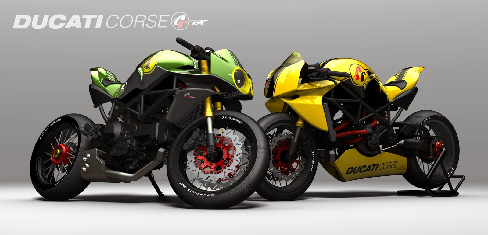 Ducati  Fairing Conversion