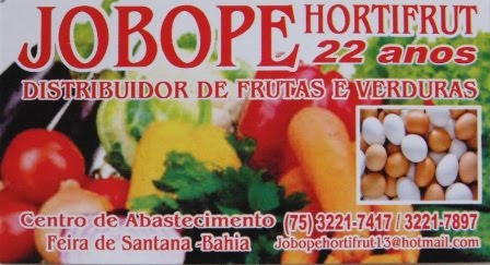 Jobope Hortifrut