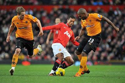 Manchester United 4 - 1 Wolverhampton (3)