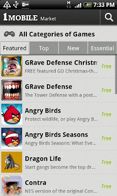 Bedava Android Oyun İndir Haziran 2013