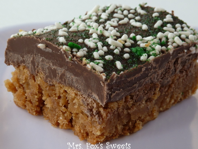 This is one super yummy, quick, easy, and dressed for St. Patrick's ...