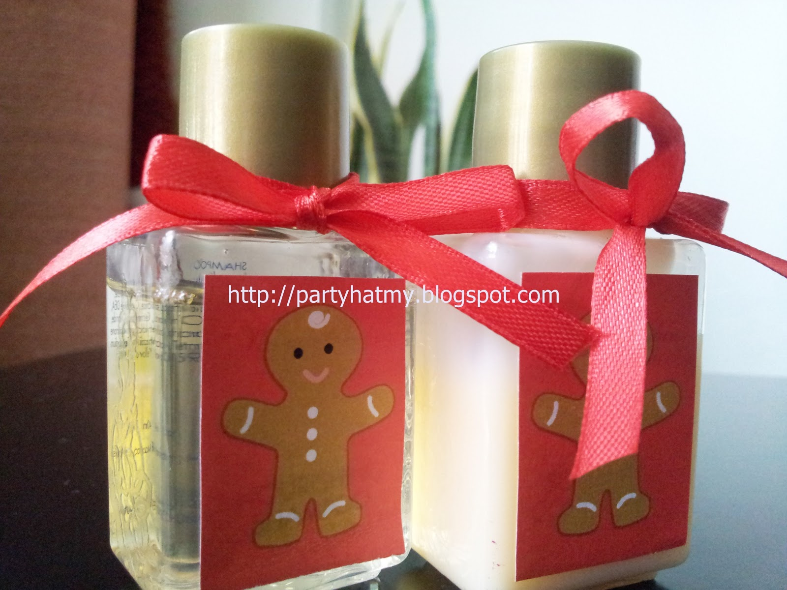Christmas Party Favour Ideas Part - 41: Gift Idea: Christmas Party Door Gift