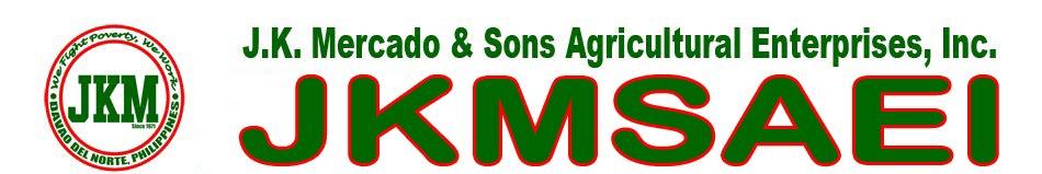 J.K. Mercado & Sons Agricultural Enterprises, Inc.
