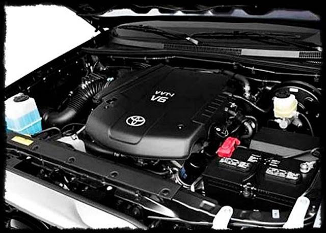2017 Toyota Hilux Engine Oil