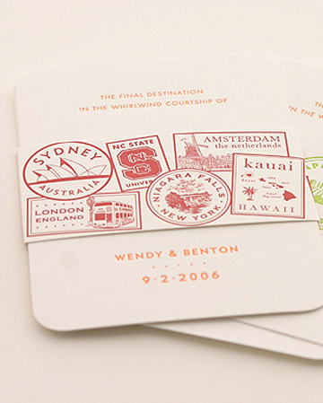 Destination Wedding Invitations Gorgeous ones
