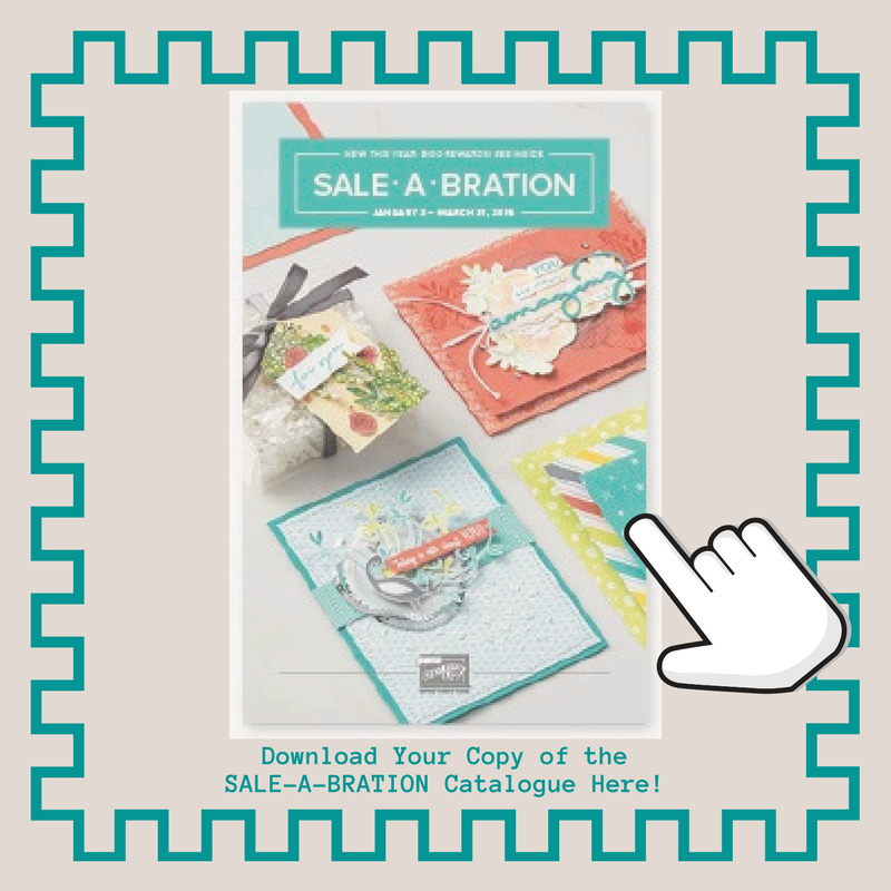 Download the New Sale-a-bration Catalogue Here