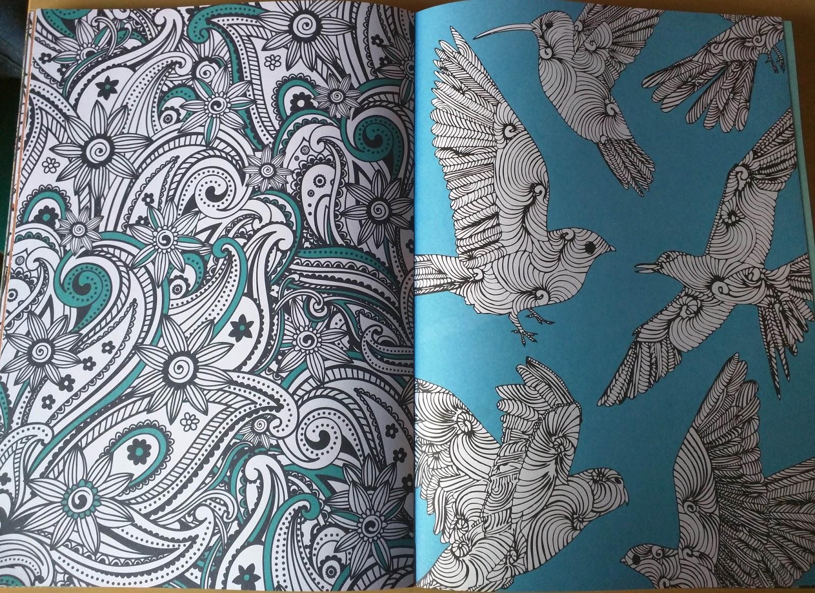Café de tinta: [Reseña] Arte Terapia (libro lila), varios autores