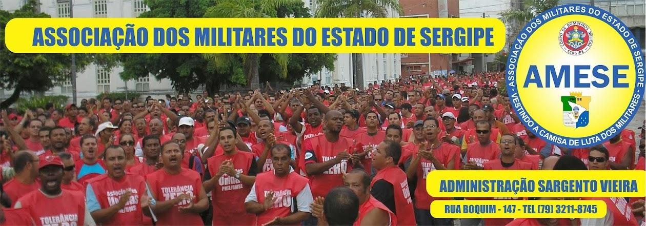 ASSOCIAÇÃO DOS MILITARES DO ESTADO DE SERGIPE - AMESE