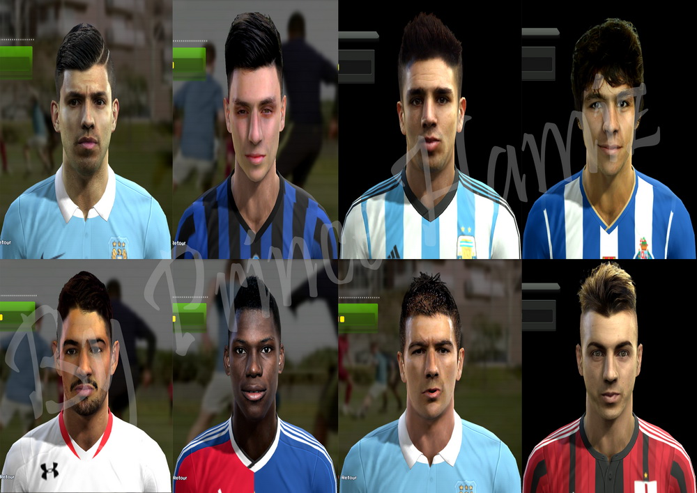 new hairstyle pes 2013