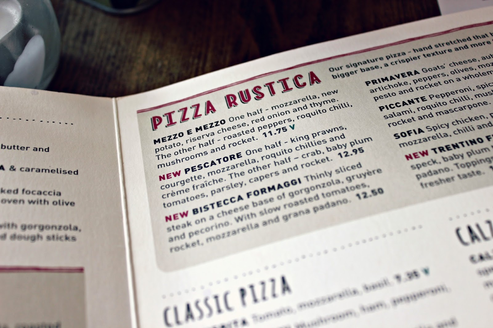 Zizzi's New Spring Menu | Review - Real Housewife of Suffolk
