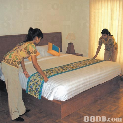 Hotel Housekeeping Services: 7 DEPARTMENT OF A HOTEL