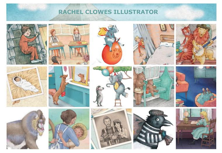 Rachel Clowes Illustrator