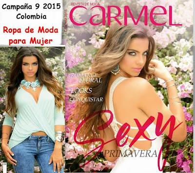 Catalogo de Carmel Campaña 9 2015