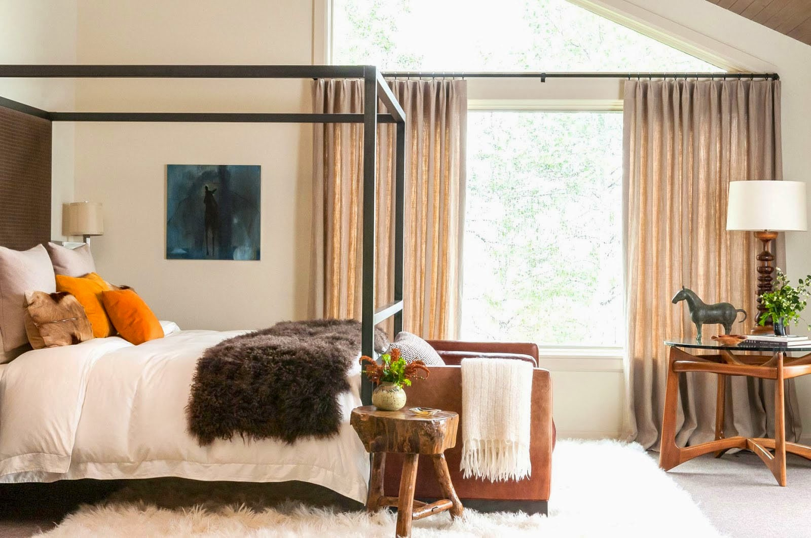 Design ideas flaunting decorative canopy beds ~ best of home ...