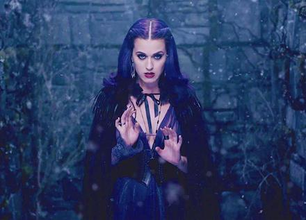 #watch: Katy Perry talks Illuminati on Wide Awake music video?