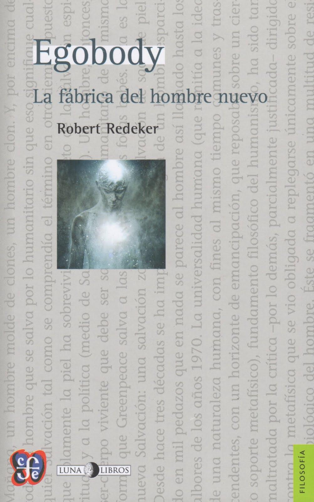 Robert Redeker (La fábrica del hombre nuevo)
