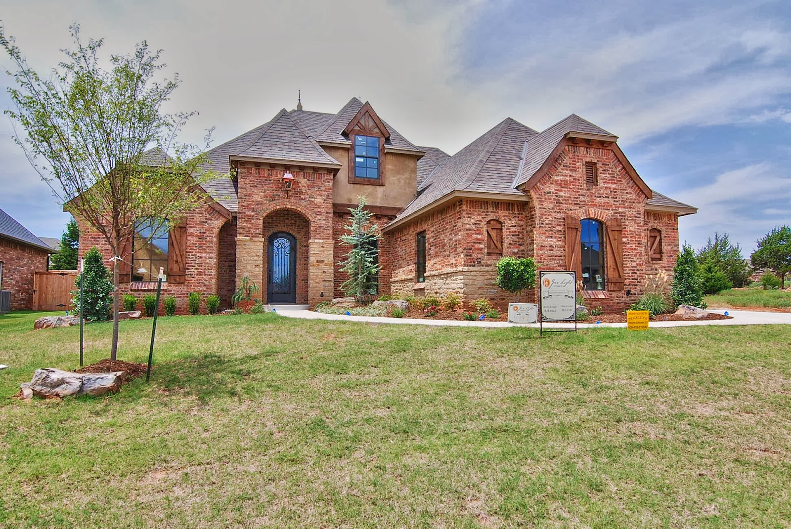 chris moore homes for sale in oklahoma city edmond and