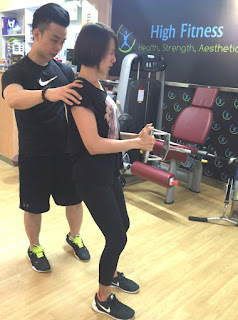 personal trainer 健身教練 high fitness 私人健身教練personal training健身中心