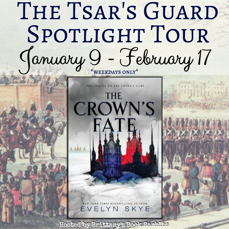 Spotlight Tour: The Crown's Fate