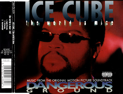 Ice Cube – The World Is Mine (CDS) (1997) (320 kbps)