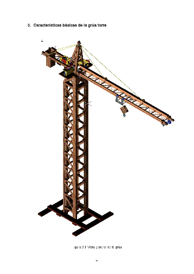 Proyecto de Grúa Torre Profesional