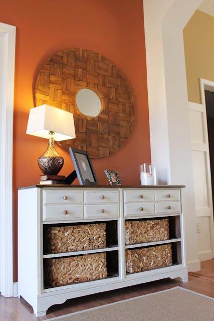 Southern Revivals | Vintage Dresser Turned Pottery Barn Style Storage