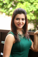 Actress Samantha Latest Pictures in Tight Jeans at Attarintiki Daredi Movie Interview 0005.JPG