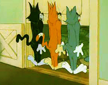 Tom And Jerry Cartoon Picture 2012