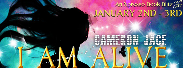 I Am Alive Book Blitz