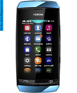 Nokia Asha 305 - صور موبايل نوكيا اشا 305