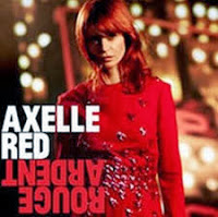 abonnement rock and folk, Axelle Red, Axelle Red Rouge ardent