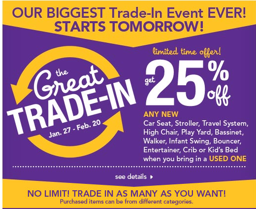 Toys R Us Great Trade In Event Plus More Deals