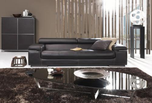 Decorando dormitorios dise os de sofas italianos - Sofas en piel disenos italianos ...