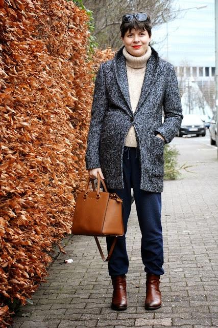 Maternity clothes, Umstandskleidung, Massimo Dutti, Mantel Esprit