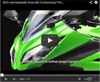 review Kawasaki Ninja 250RR 2013