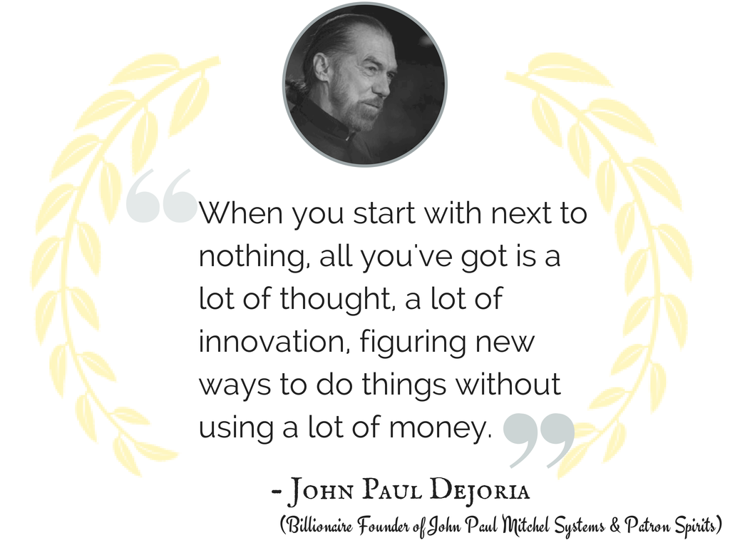 inspirational quotes, john paul dejoria inspiring quotes