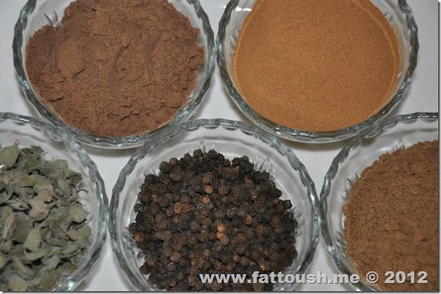 وصفة حشوة الأرز باللحمة من www.fattoush.me