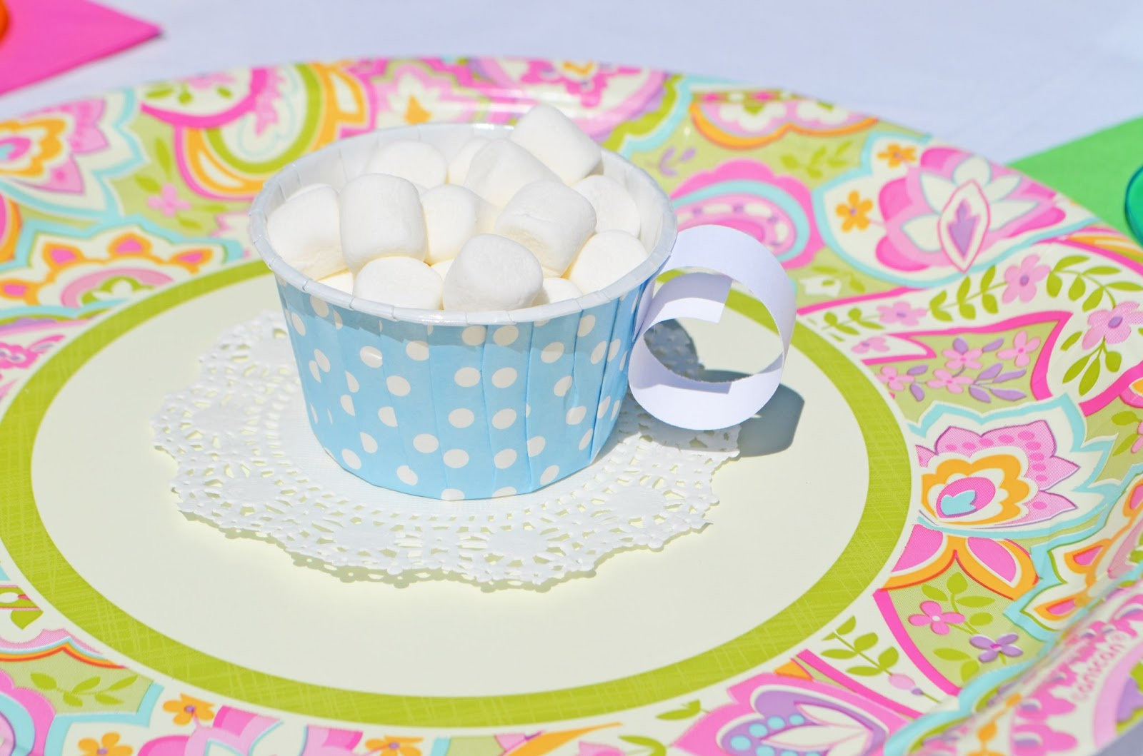 DIY Tea Party