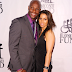 Jerry Rice And Girlfriend Latisha Pelayo Attend The 26th Annual Great Sports Legends Dinner.
