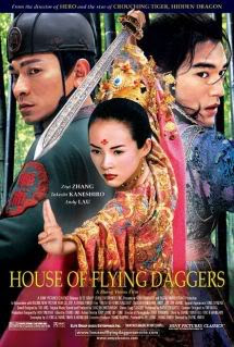 House of Flying Daggers 2004 Hollywood Movie Watch Online
